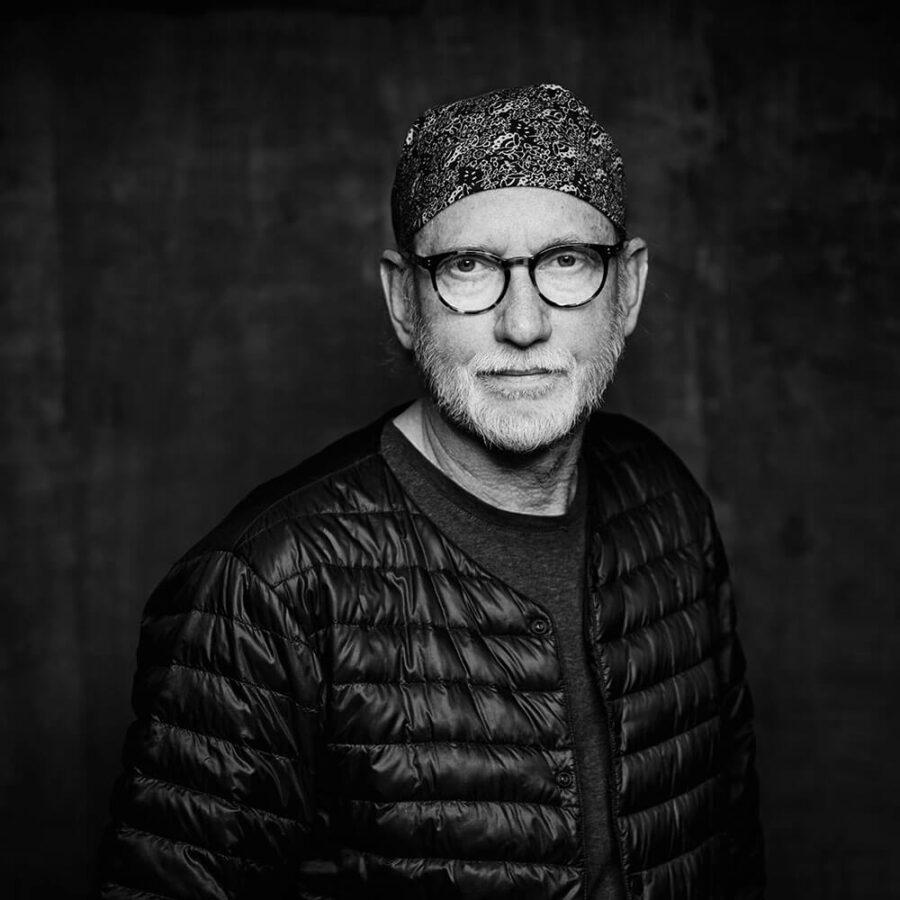 Andreas Huber, Selbstportrait